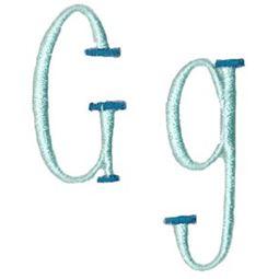 Stand Tall Alphabet G