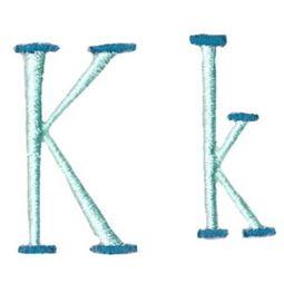 Stand Tall Alphabet K