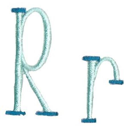 Stand Tall Alphabet R