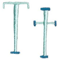 Stand Tall Alphabet T