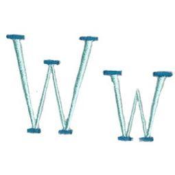 Stand Tall Alphabet W
