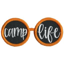 Girl Camp Life Sunglasses