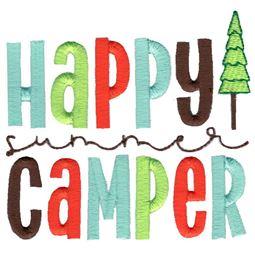 Happy Summer Camper