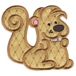 Sweet Applique Animals Three 12