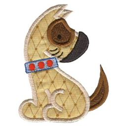 Sweet Applique Animals Three 3