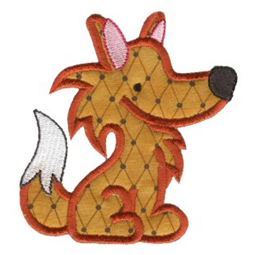 Sweet Applique Animals Three 5