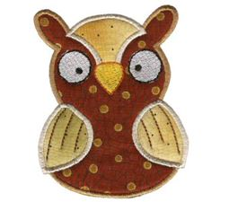 Sweet Applique Animals Too 3