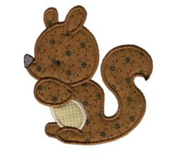 Sweet Applique Animals Too 9