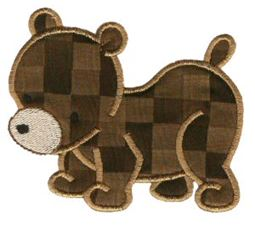 Sweet Applique Animals 1