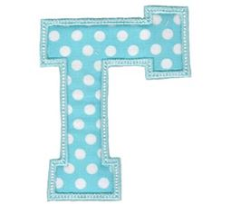 Sweet Greek Alphabet Applique 3