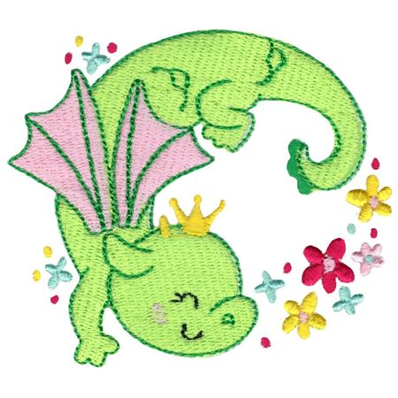 Princess Dragon
