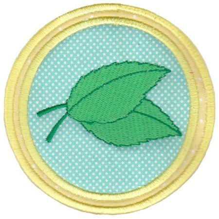 Mint Leaves Coaster