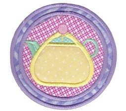 Tea Time Coasters 2