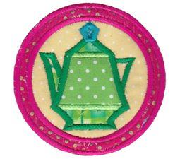 Tea Time Coasters 3