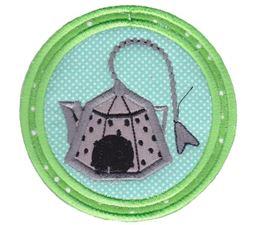 Tea Time Coasters 7