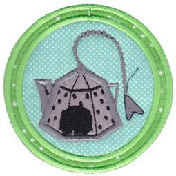 Teapot Infuser Coaster
