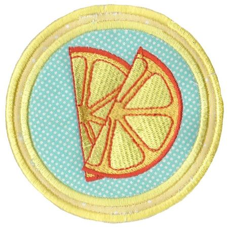 Lemon Slices Coaster