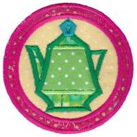 Tea Time Coasters