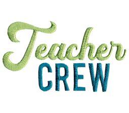 Teacher Crew