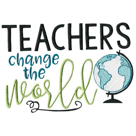 Teachers Change The World