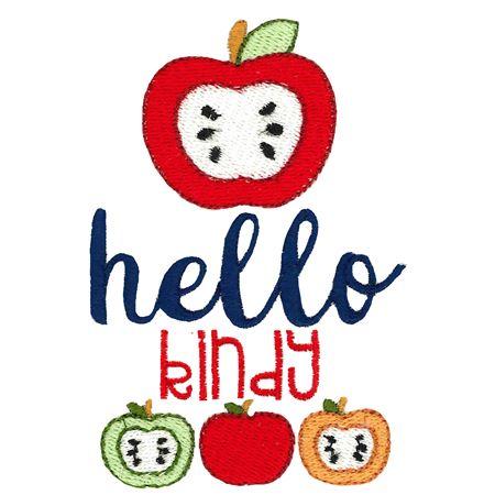 Hello Kindy