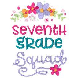 Seventh Grade Squad
