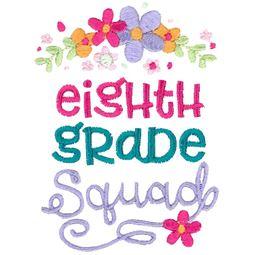 Eight Grade Squad