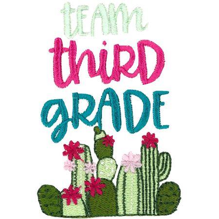 Team Third Grade