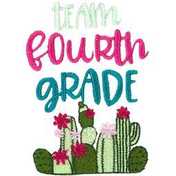 Team Fourth Grade