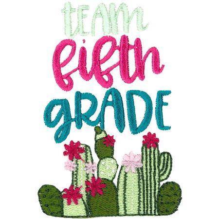 Team Fifth Grade
