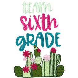 Team Sixth Grade