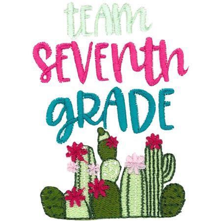 Team Seventh Grade
