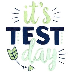Its Test Day