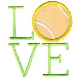 Square Love Tennis