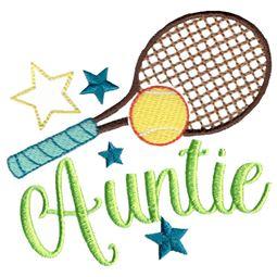 Tennis Auntie