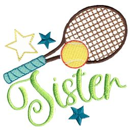 Tennis Sister
