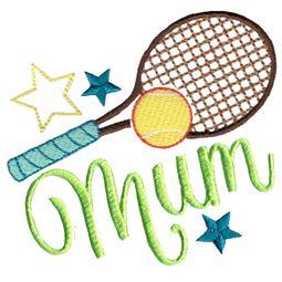 Tennis Mum