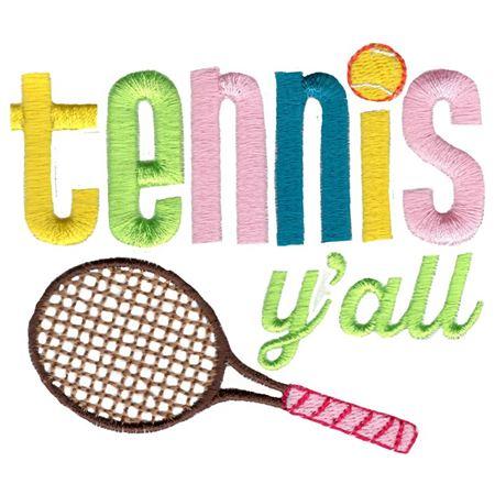Tennis Y'All