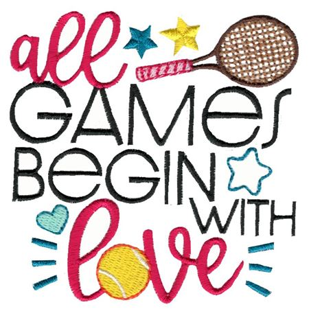 All Games Begin With Love