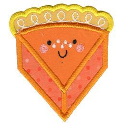 Applique Pumpkin Pie