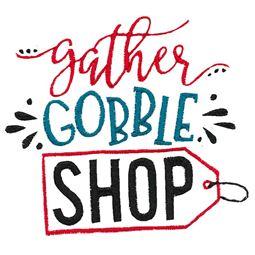 Gather Gobble Shop