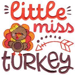Little Miss Turkey