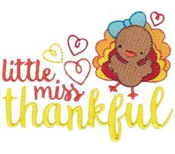 Little Miss Thankful