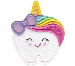 Unicorn Tooth Applique