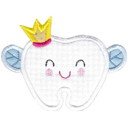 Prince Tooth Applique