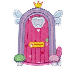Tooth Fairy Door Applique