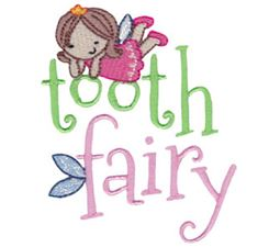 Tooth Fairy Saying