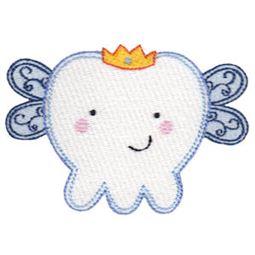 Filled Stitch Boy Fairy Tooth