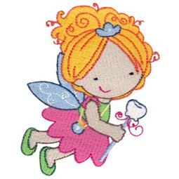 Girl Tooth Fairy