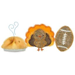 Thanksgiving Trio Applique